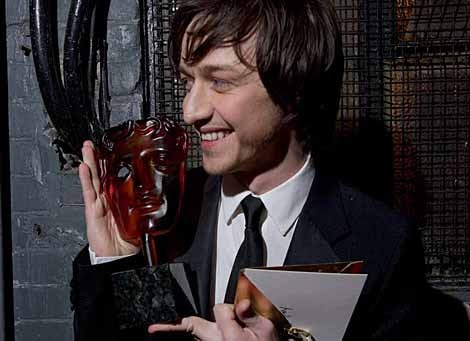 James and His Awards
