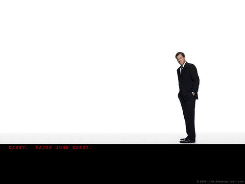 John Casey - chuck Wallpaper