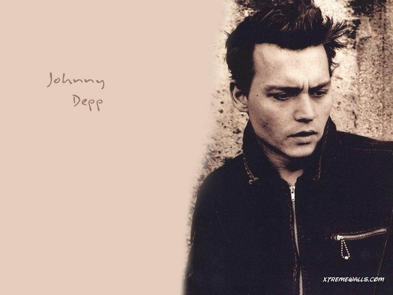 Ulitxyle: Young Johnny Depp Wallpaper