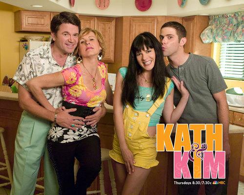 Kath & Kim fond d'écran