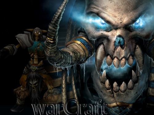 Lich king - dota Wallpaper
