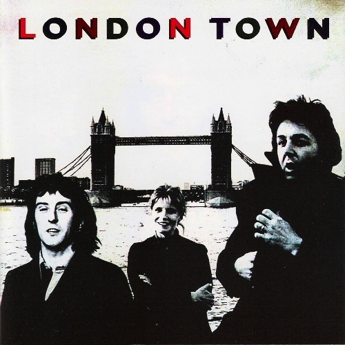 London Town - paul-mccartney Photo