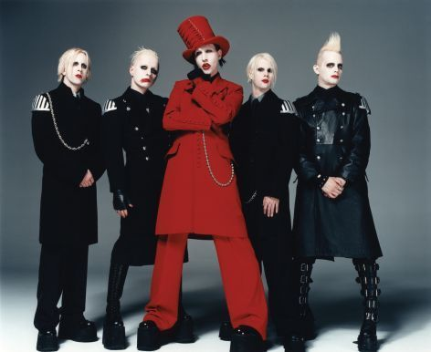 Marilyn Manson images Marilyn Manson And The Spooky Kids ...