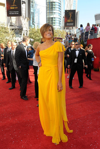 Mariska : 60th Annual Emmy Awards