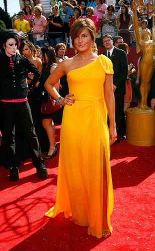Mariska : 60th Annual Emmy Awards