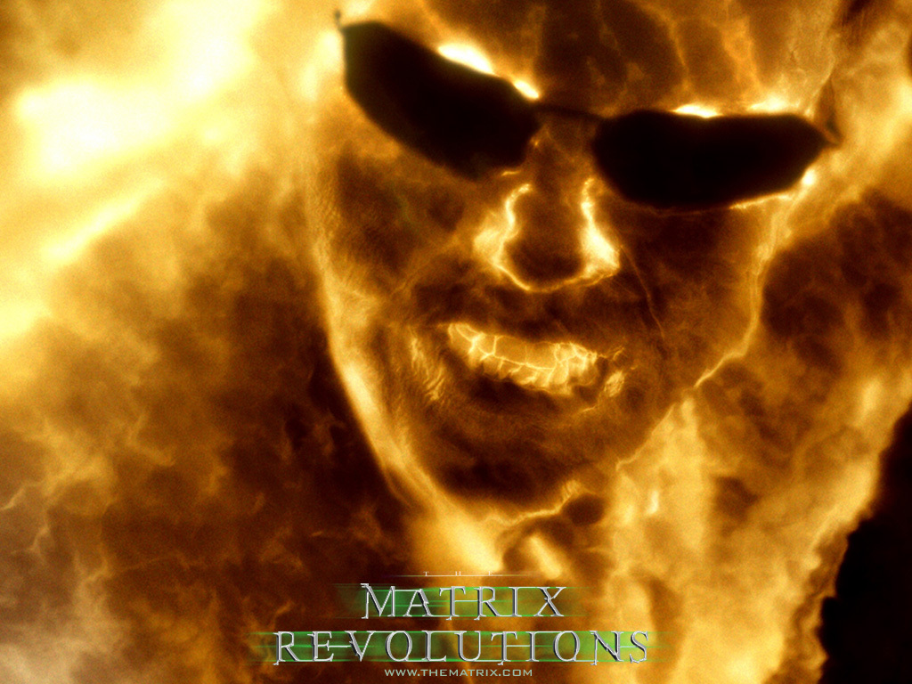 Matrix Revolutions 壁紙