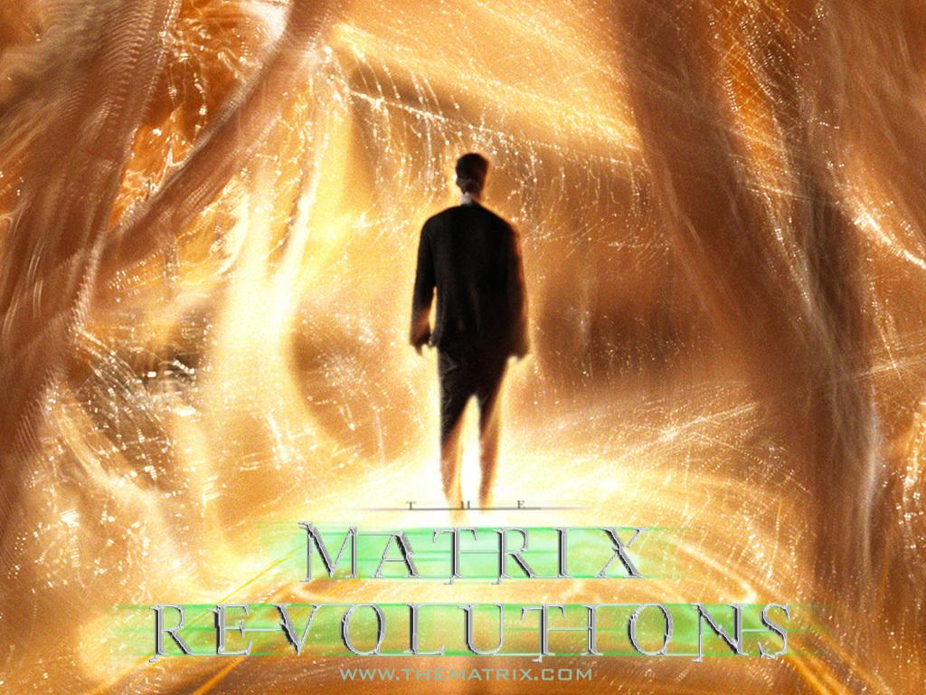 Matrix Revolutions Hintergrund