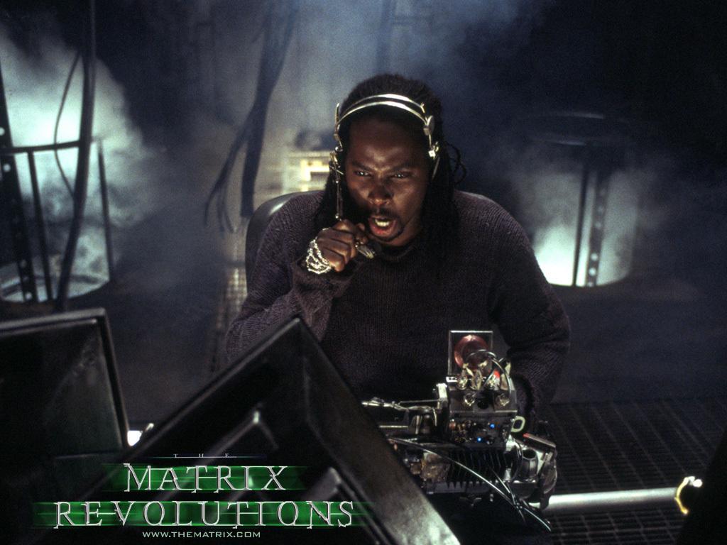 Matrix Revolutions Wallpaper