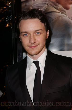 McAvoy Red Carpet