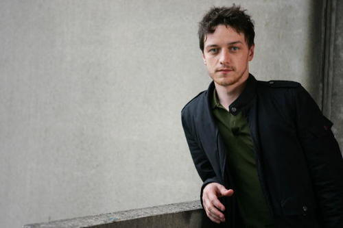 McAvoy foto Shoot