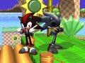 super-smash-bros-brawl - Metal Sonic screencap