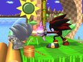 super-smash-bros-brawl - Metal Sonic screencap