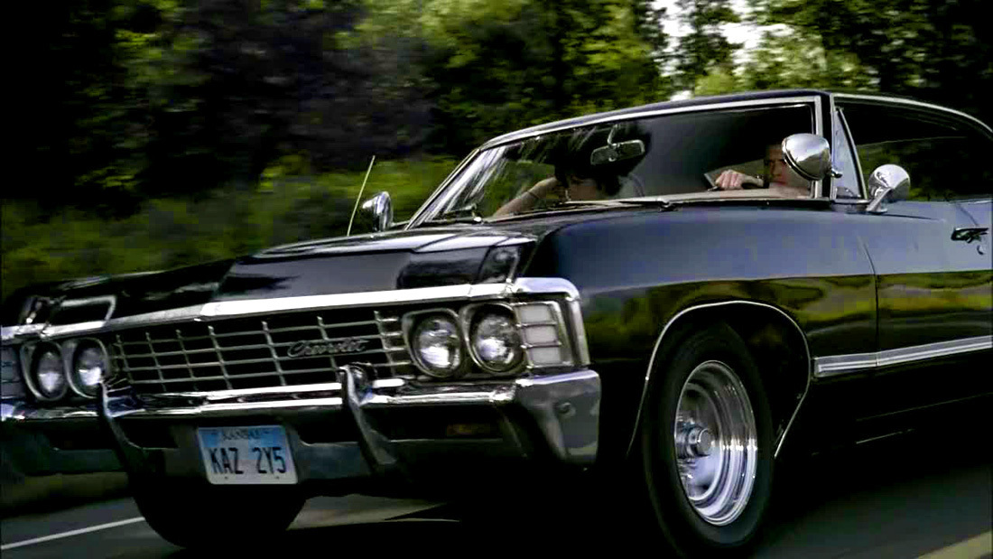 In Supernatural What Kind Of Car Does Dean Drive
