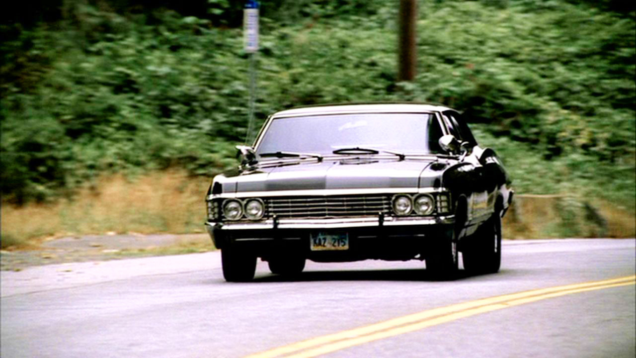My 68 ss 427 chevy impala convertible is going to be a - Supernatural car pics ...