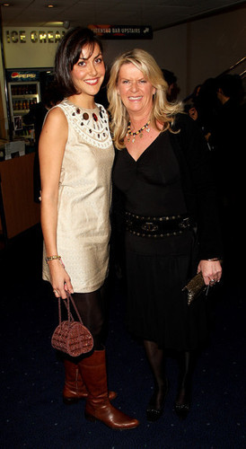 Michael Caine's Daughters, Natasha and Nikki
