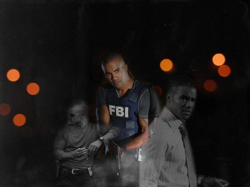 Criminal Minds wallpaper probably containing a concert called Morgan