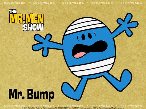 Mr. Bump wallpaper