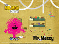 Mr. men onyesha