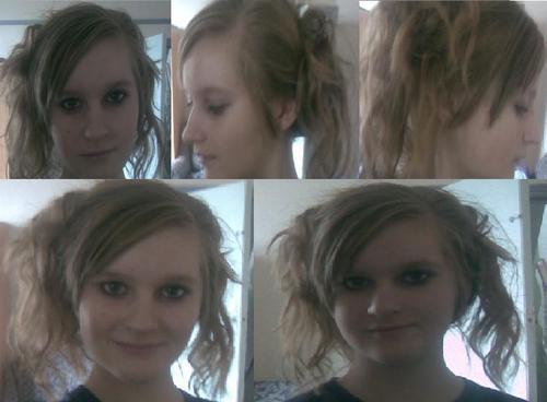 Mrs. Lovett hair!!!!