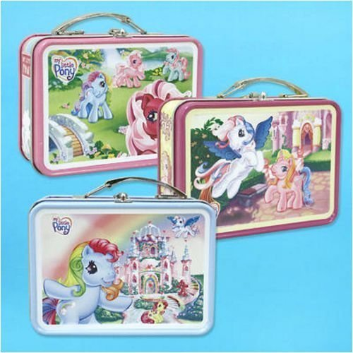 My Little kuda, kuda kecil Mini Lunch Boxes