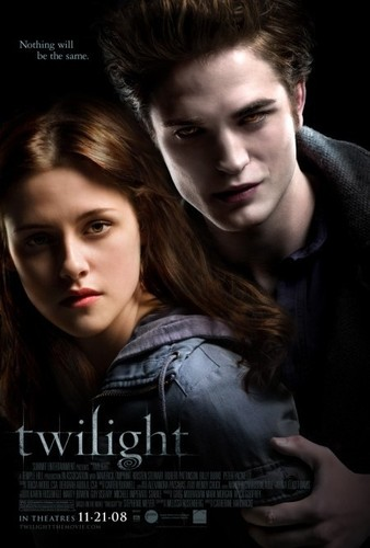 Twilight Movie wallpaper with a portrait entitled NEWEST POSTER