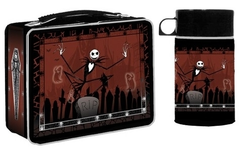 Nightmare Before natal Lunch Box