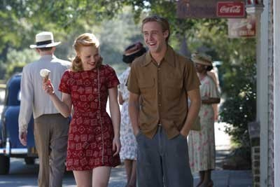 Noah and Allie - the-notebook Photo