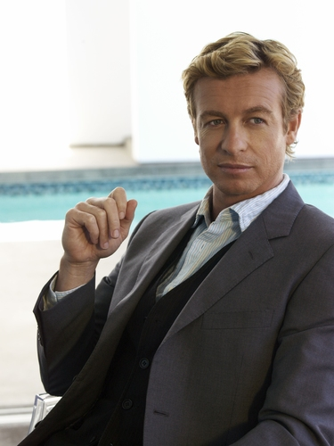 The Mentalist wallpaper with a business suit, a suit, and a well dressed person entitled Patrick Jane - The Mentalist