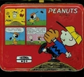 피너츠 Vintage 1965 Lunch Box