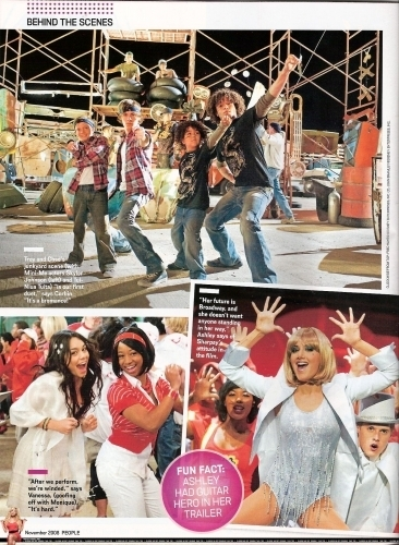 People Magazine Special Collector's Edition HSM3 - October People-Magazine-Special-Collector-s-Edition-HSM3-October-ashley-tisdale-2584982-366-500