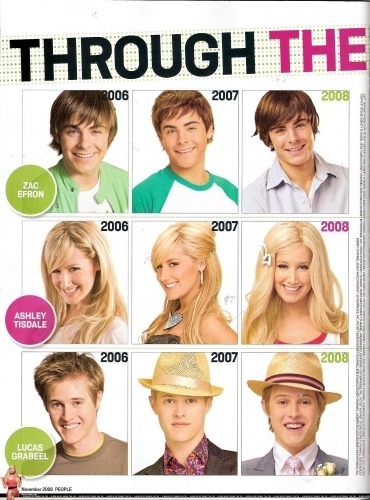 People Magazine Special Collector's Edition HSM3 - October People-Magazine-Special-Collector-s-Edition-HSM3-October-ashley-tisdale-2585011-370-500