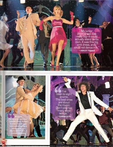 People Magazine Special Collector's Edition HSM3 - October People-Magazine-Special-Collector-s-Edition-HSM3-October-ashley-tisdale-2585023-384-499