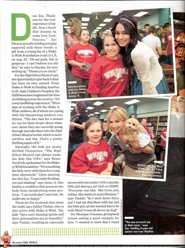People Magazine Special Collector's Edition HSM3 - October People-Magazine-Special-Collector-s-Edition-HSM3-October-ashley-tisdale-2585027-373-500