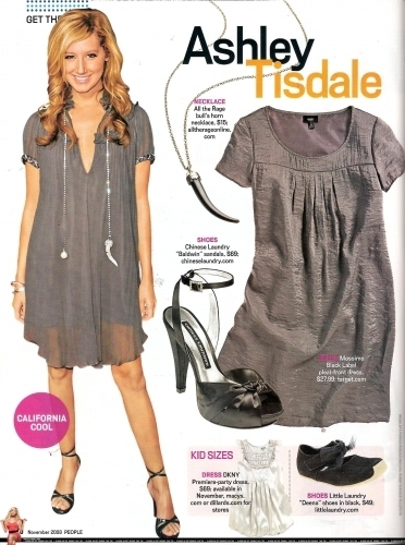 People Magazine Special Collector's Edition HSM3 - October People-Magazine-Special-Collector-s-Edition-HSM3-October-ashley-tisdale-2585028-372-500