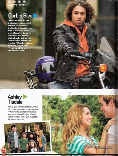 People Magazine Special Collector's Edition HSM3 - October People-Magazine-Special-Collector-s-Edition-HSM3-October-ashley-tisdale-2585035-379-500