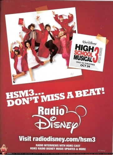 People Magazine Special Collector's Edition HSM3 - October People-Magazine-Special-Collector-s-Edition-HSM3-October-ashley-tisdale-2585040-362-499