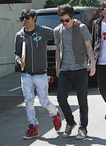 Pete & Brendon