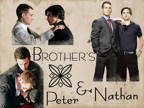 Peter/Nathan Brother 壁紙