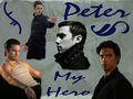 Peter Petrelli Wallpaper 2