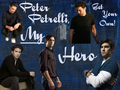 Peter Wallpaper 3 - milo-ventimiglia wallpaper