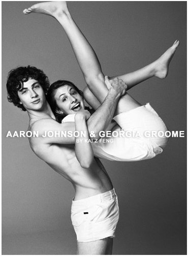 angus thongs and perfect snogging Photoshoot