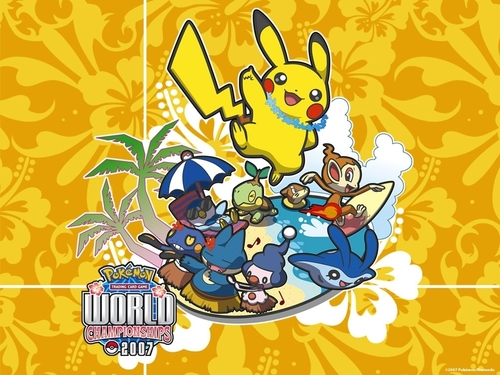 Pokemon World Championship 2007