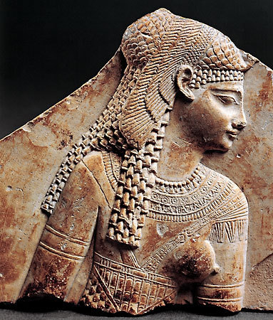 queen Cleopatra VII of Egypt