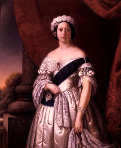 Kings and Queens wallpaper entitled Queen Victoria of England