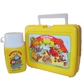 upinde wa mvua Brite Vintage 1983 Lunch Box