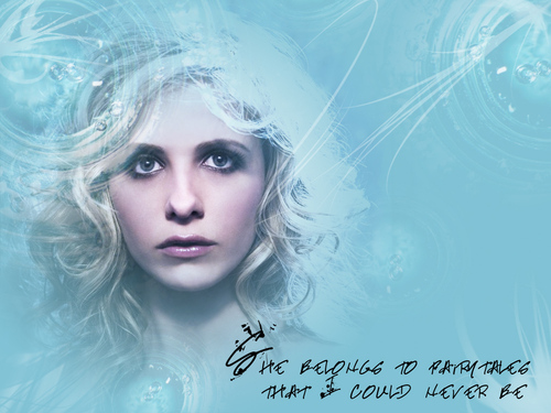 Sarah Michelle Gellar wallpaper entitled Sarah - Fairytales