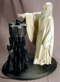 Saruman Ornament/Collectible - christopher-lee fan art