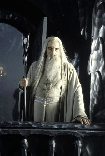 christopher lee images saruman hd wallpaper and background
