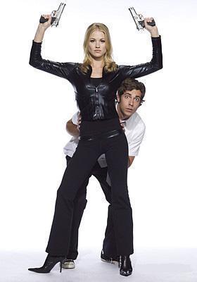 Season 2 - Chuck and Sarah