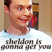 Sheldon's Smile